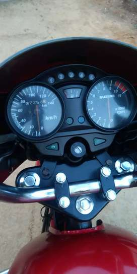 Suzuki Zeus 5 Speed gear box with self pakka condition
