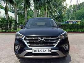Hyundai Creta 1.6 SX Plus, 2019, Petrol