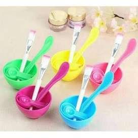 Masker Bowl Set - Mangkok Masker