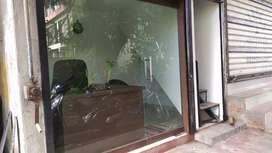 Monthly rent 9000 , office near hira bai zantye hall,