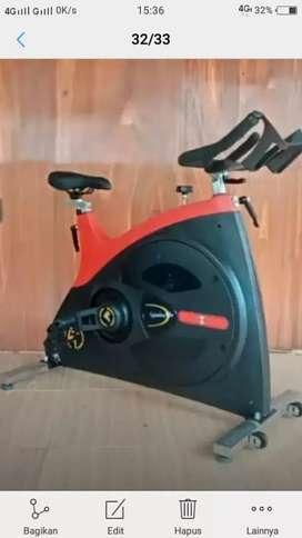 new spining bike  besar 150kg
