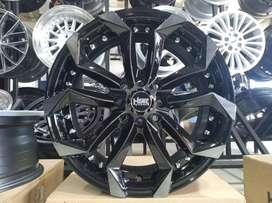 Velg Racing Terlaris R15 Vios City Brio Mobilio Yaris