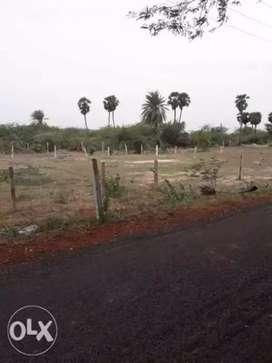 Exact 5 km from arakkonam railway station .Dtcp