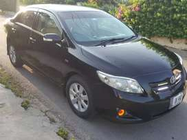 Toyota corolla xli 2010 with power windows