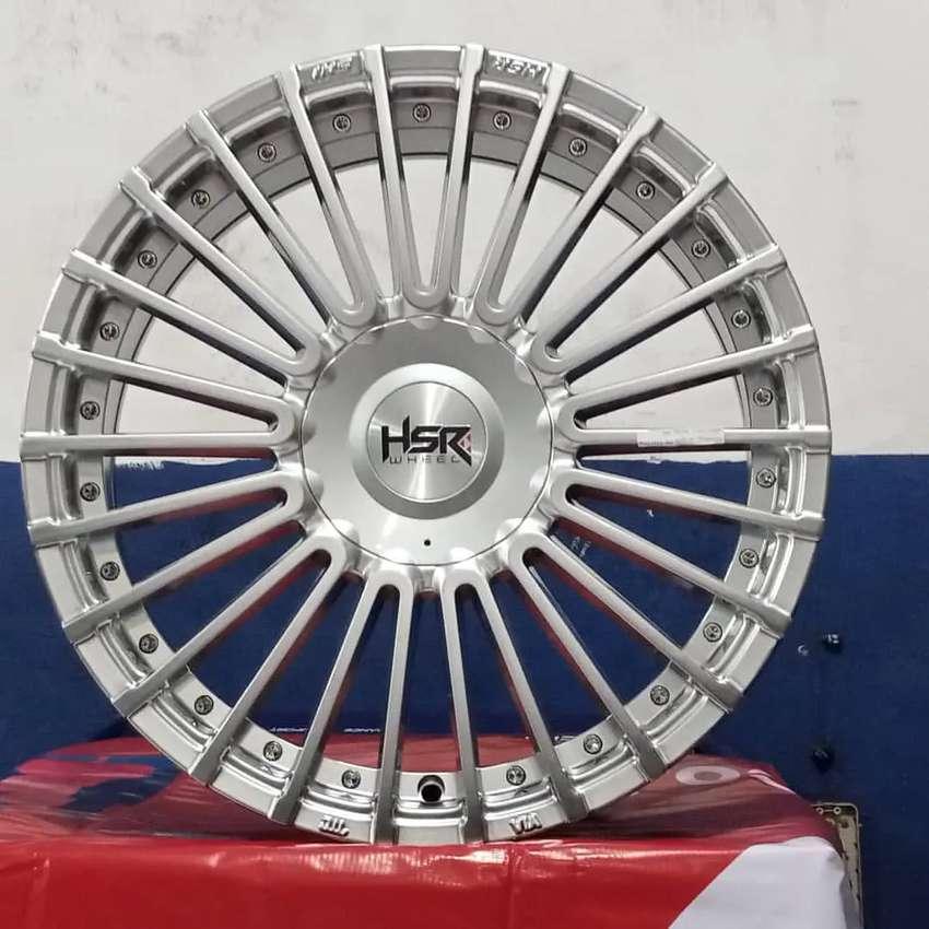 Jual velg racing HSR wheel ring 17 Nissan grand Livina