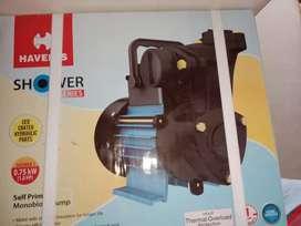 Brand new Havells monoblock pump with 1 year warranty