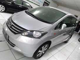 Honda Freed E PSD AT 2009 Warna Silver