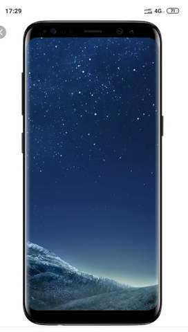 Samsung s8 ek dam new hai 6 /64