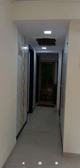 2bhk Well Maintained Commercial Flat Just Opposite Station