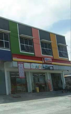Dijual ruko ALFAMART lok.strategis jl.sangga buana II palangkaraya