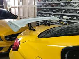 universal wing sports spoiler in abs material