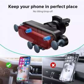 Smartphone Gravity Car Holder Luxury Air Vent - R11