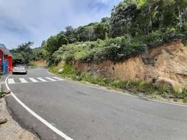 Megamalai hill Estate land for sale very good for resorts & hotels