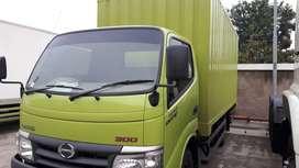 Hino Engkel Long 110 SDL Box Besi