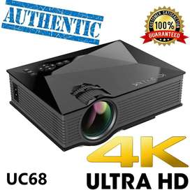 UNIC UC68 Original Projector Multimedia Home Theater HD 1080p