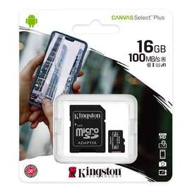Kingston Micro SD cards (16GB/ 32GB/ 64GB) Class 10 3.0 Original 100%