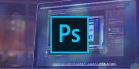 Need photoshop designer for two days..