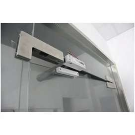 Electric Door lock Glass to Glass Drop bolt for Access control