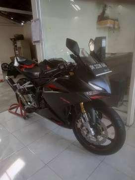 Bali dharma motor, jual Honda CBR 250R THN 2018