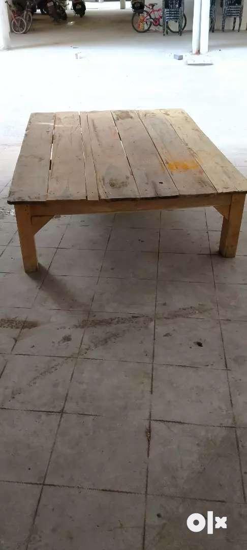 Wood chowki 2 pis 0