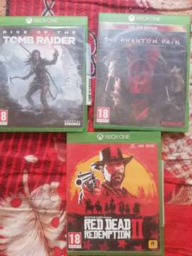 Very cheap Xbox one games in excellent condition