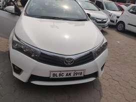 Toyota Corolla Altis 1.8 J, 2015, Diesel