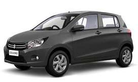 this is new celerio at minimum down payment