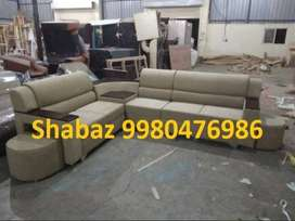 PL29 Corner sofa set with 3 years warranty Cal us