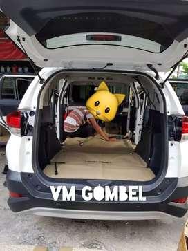 Minggu open Ready Karpet Dasar Xpander Mobilio Calya Avanza Innova Hrv