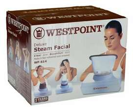 Westpoint steam facial wf-614