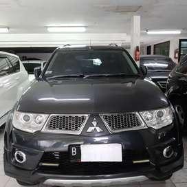 Mitsubishi Pajero Dakkar 2.5 L A/T 2013 Limited edisi