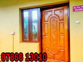 2bhk attached Bath hall home for rent