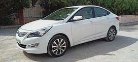 Hyundai Verna CRDi 1.6 SX, 2016, Diesel