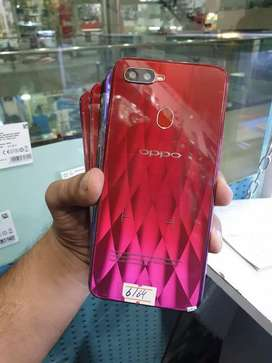 Oppo F9 all colors 128gb 4gb ram duos lte fresh new stock