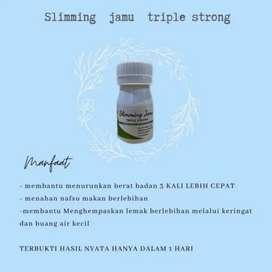 celo slimming jamu triple strong (10 kapsul)