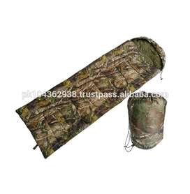 Sleeping Bag functioning of a Outdoor. Without those add-ons, it