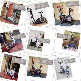Jual Alat Fitness // Sepeda Statis // Treadmill // Home Gym (ITC01)