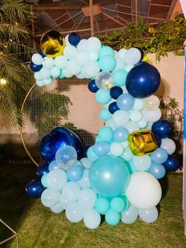 Birthday decorations available big and best