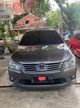 Toyota Innova G at diesel solar milik pribadi