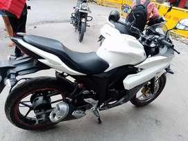Like a new bike   good pickup and 45kmpl ki mileage, first owner,