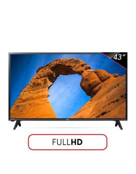 LG 43 Inch LK5400 Smart TV Digital TV Full HD LED TV