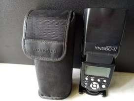 Flash Yongnuo 560 Mark II Mulus [ bokehKamera ]
