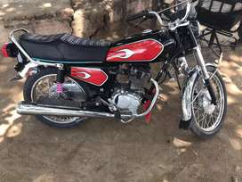 Honda cg 125 in perfect condition
