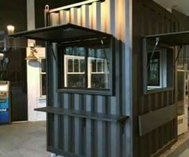 Booth container booth jus booth coffee container coffee container cafe