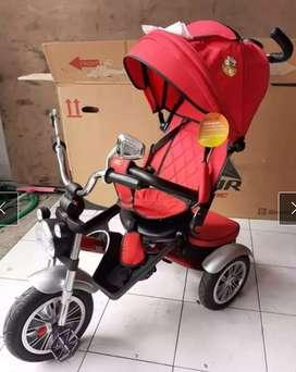 Sepeda stoller anak High Quality pacifik dduk,rebah,n tidur