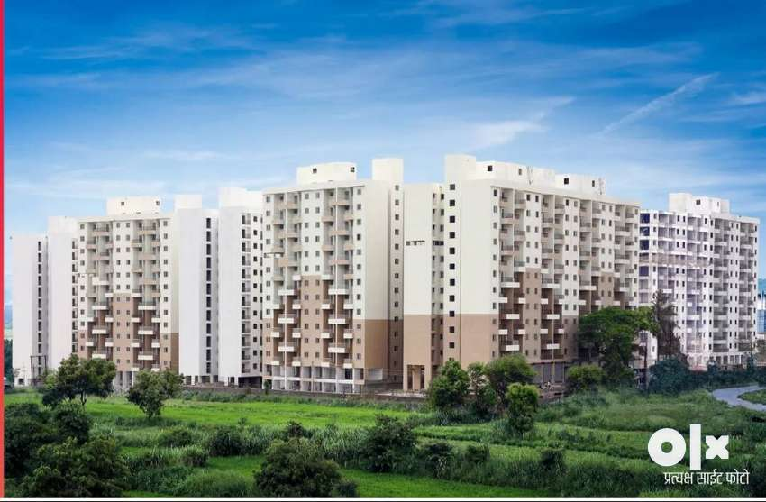 Ready to Move 1 BHK Flats for Sale in Shirgaon at Abhimaan Township 0