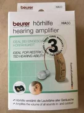 Alat bantu dengar BEURER HA50