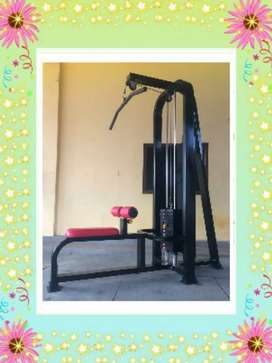 Alat GYM SULTAN √ lat pull down rowing