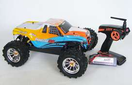 RC SST Racing Monster Truck 1/10 Brushless Expedition XMT VE RTR