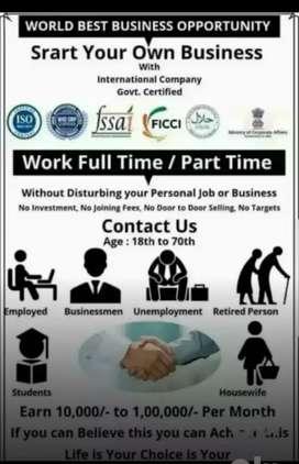 Fulltime & parttime jobs